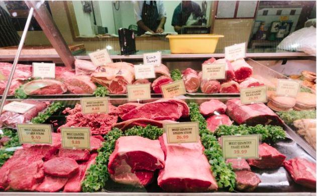 دعوى قضائية: بشأن تعبئة اللحوم الملوثة بـ كورونا ونقلها إلى المستهلكين