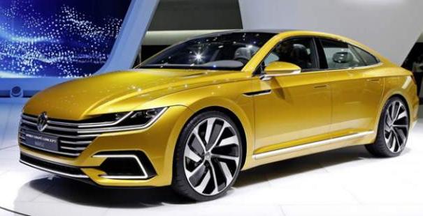 2018 Volkswagen CC Exterior