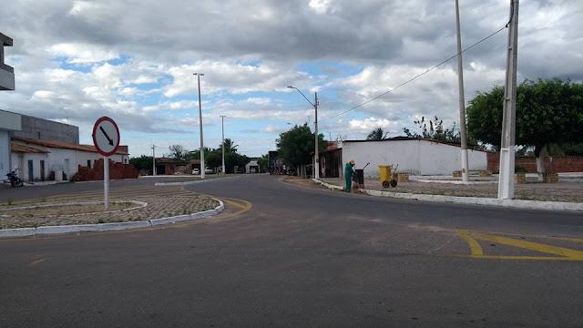 Monumento tipo letreiro, com o nome da cidade, será construído na entrada de Senador Sá.