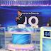 Silvio Luiz e César Filho se enfrentam no 'Jogo das 3 Pistas' do 'Programa Silvio Santos'