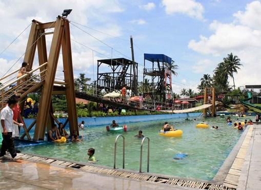 Pesona Keindahan Obyek Wisata Sabda Alam Di Tarongong Kaler