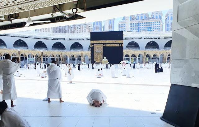 Usia Jamaah Haji dan Umroh Dibatasi Maksimum 50 Tahun