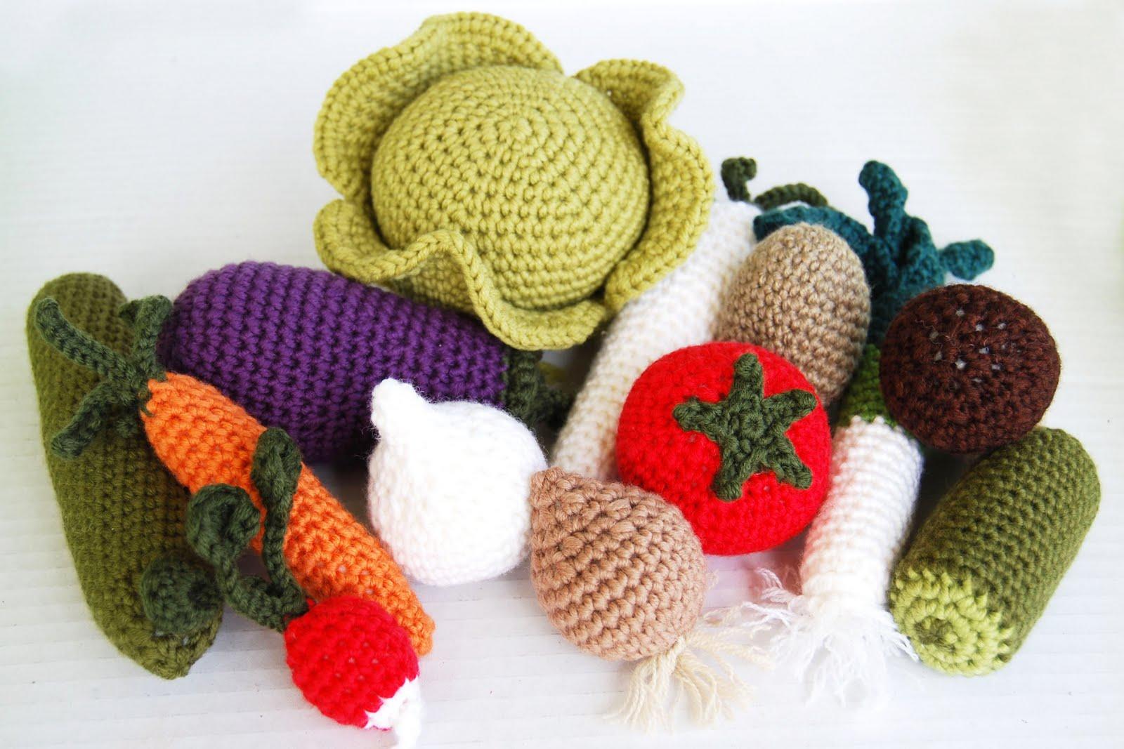 Obst Und Gemüse Häkeln Anleitung Kostenlos My Blog