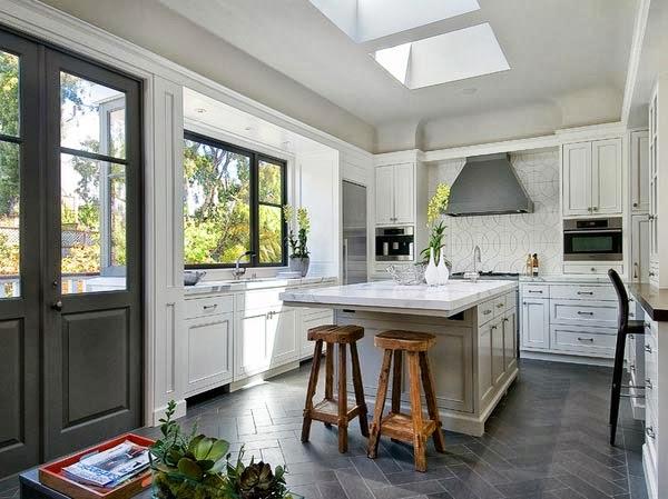 Lantai Pada Dapur Cantik Sumber Gambar Images Google