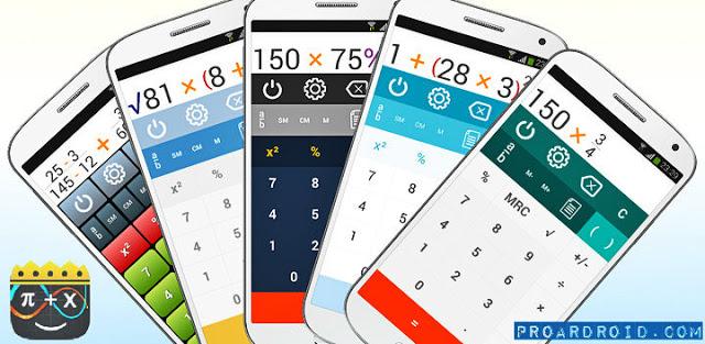تطبيق King Calculator v2.2.2 افضل آلة حاسبة بمميزات احترافية مجانا للأندرويد logo
