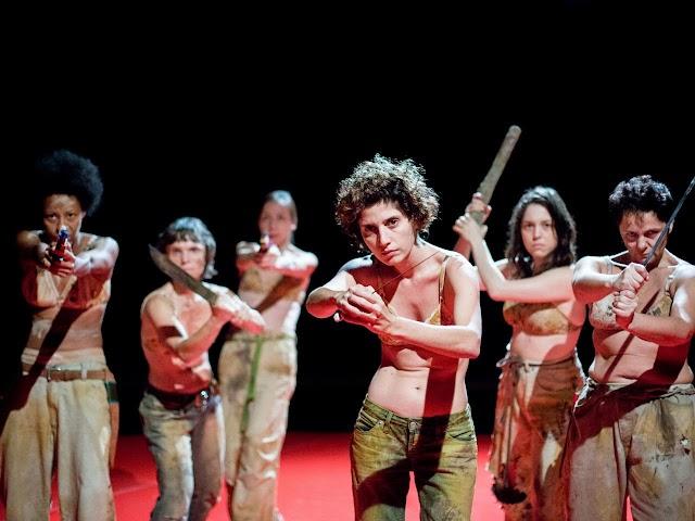 Goiânia: Coletivo nacional chega com espetáculo sobre a Guerrilha do Araguaia