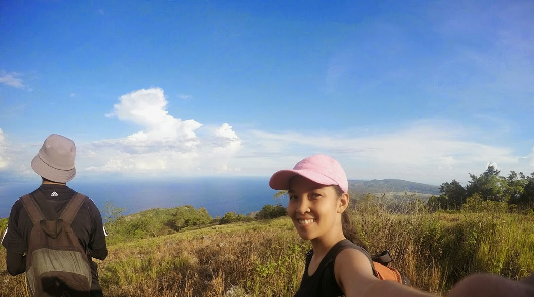Mt. Puting Bato, Samal Island