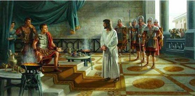 Η ΔΙΚΗ ΤΟΥ ΙΗΣΟΥ - ΜΙΑ ΝΟΜΙΚΗ ΤΟΠΟΘΕΤΗΣΗ.....