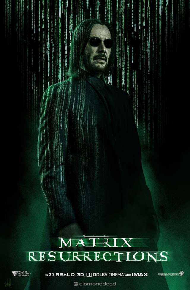 The Matrix Resurrections (Trailer Film 2021) Matrix Renașterea