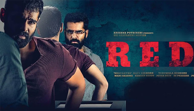 Ram Pothineni's Red 2021 Movie Download Leaked By Tamilrockers to Download or Watch Online: eAskme