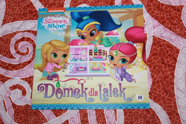 """Shimmer & Shine """"Domek dla lalek"""""""