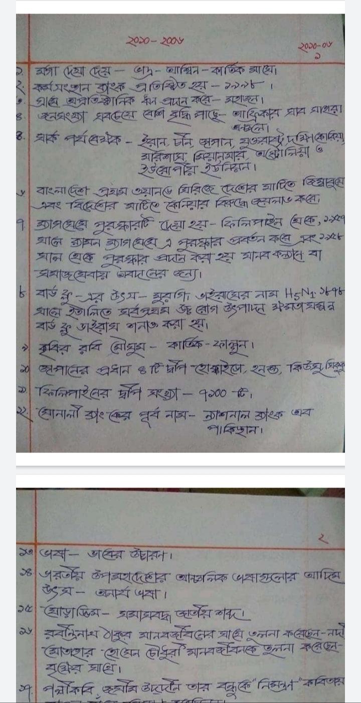 জব সলিউশনের যাচাইকৃত ৩৫০+ টি প্রশ্ন উত্তর হ্যান্ডনোট pdf | জব সলিউশন pdf download