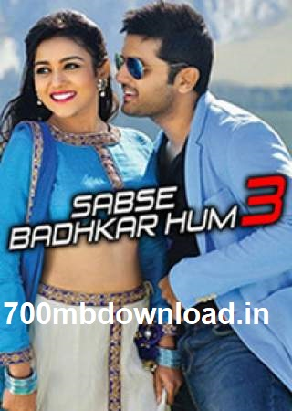 Sabse Badhkar Hum 3 2018 Dual Audio Hindi 400MB HDRip 480p