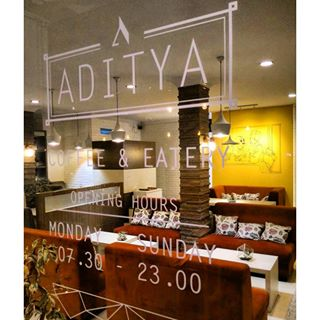 LOGO Aditya Carwash & Cafe