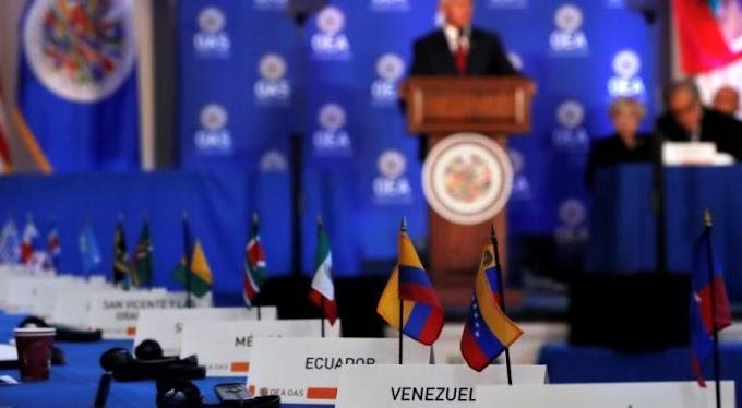 Nicaragua: Se desmontan del caballo de la carta democrática