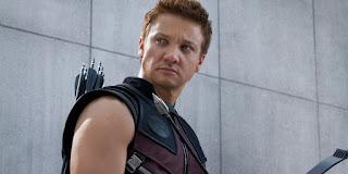 Clint Barton/Hawkeye in the Avengers