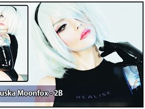 Katyuska Moonfox - 2B