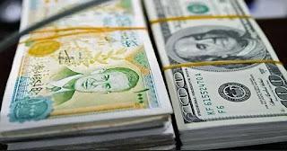 سعر الليرة السورية مقابل العملات الرئيسية والذهب يوم الخميس 13/8/2020
