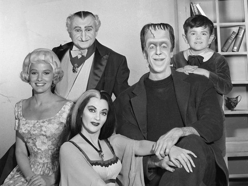 Ver la Familia monster