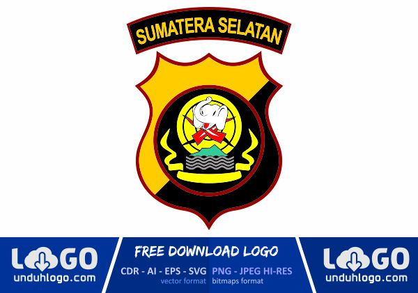 Logo Polda Sumatera Selatan
