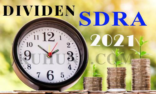 Dividen Saham SDRA 2021