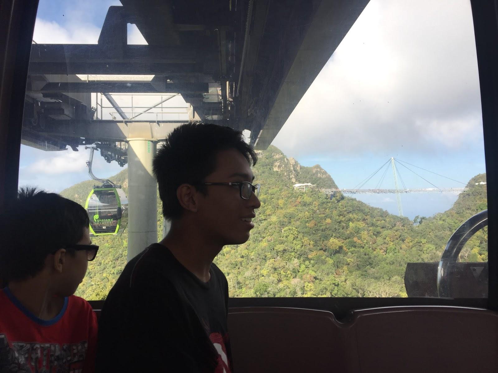 naik kereta cable