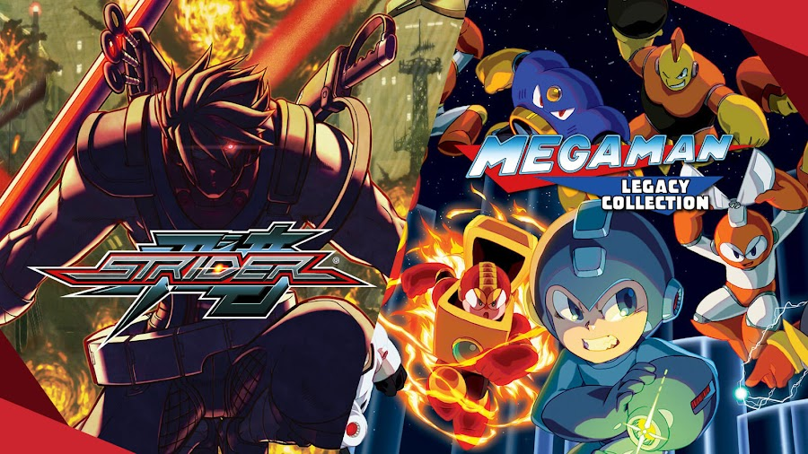 humble capcom mega bundle 2020 strider mega man legacy collection steam pc