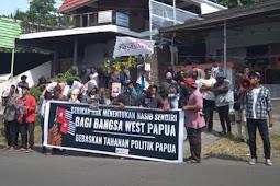 Ikut Peringati HUT Papua ke-58; 4 Mahasiswa Ini Diberhentikan