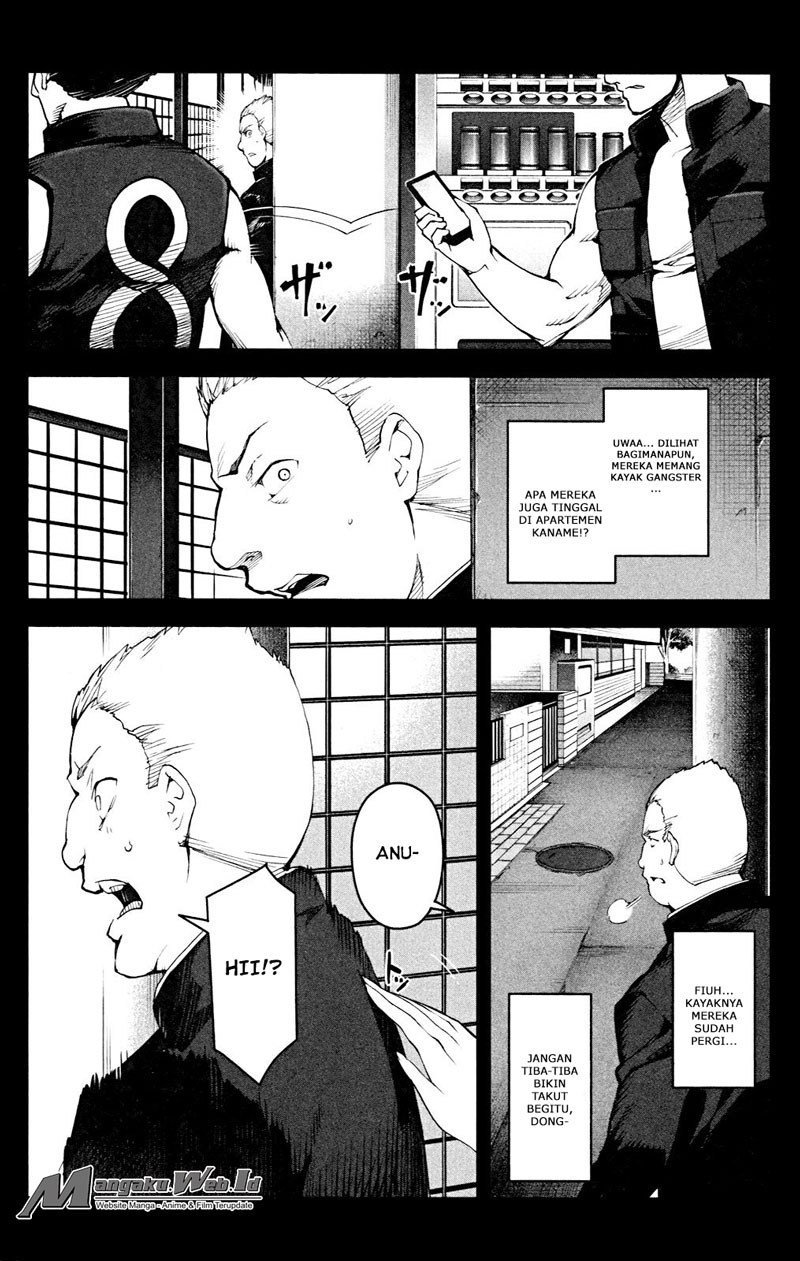 Darwin's Game Chapter 26-3