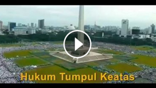 VIDEO: Ini Lagu 'Iman' Ahmad Dani Yang Dinilai Berani Mengkritik Tajam Kepada Pemerintahan