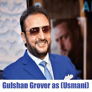 Gulshan Grover as (Usmani) in Sooryanvanshi Movie 2021