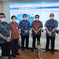 Tindaklanjut Program 1000 Titik WiFi Walikota Bitung Sambangi Kemkominfo RI