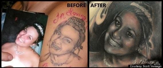 tattoo buik vrouw