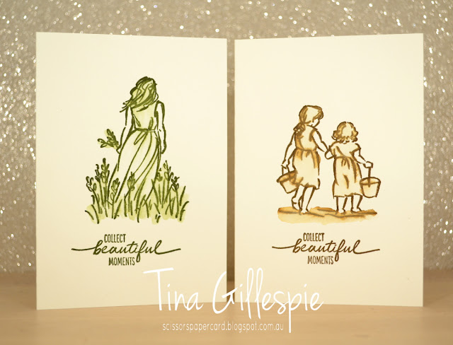 scissorspapercard, Stampin' Up!, Sydney OnStage Presentation, Beautiful Moments, Aqua Painter