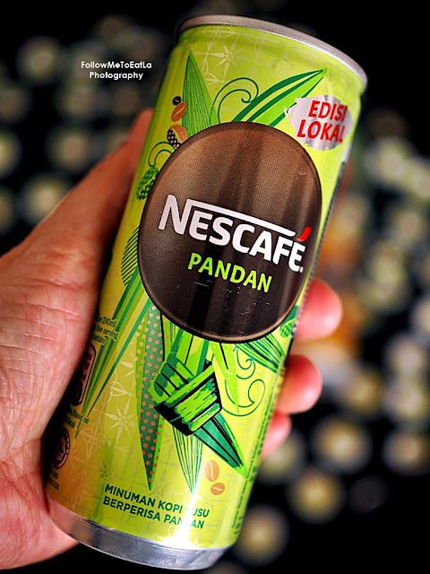 NESCAFÉ® Pandan (Shell)
