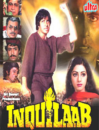 Inquilaab 1984 Hindi Movie Download