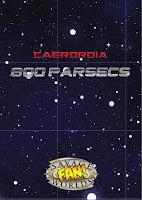 800 parsecs