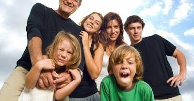 familia actual, tipos de familia, sociedad,familia disfuncional