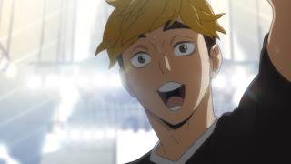 ハイキュー!! アニメ第4期   宮侑 双子速攻 Miya Atsumu