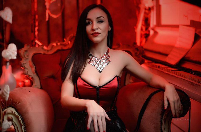 CelineLaCroix Model GlamourCams