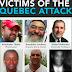 ضحايا حادث كيبك المروع الذي استهدف مركز اسلامي