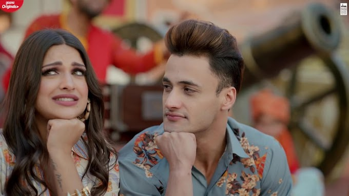 Asim Riaz & Himanshi Khurana : Kalla Sohna Nai Music Video