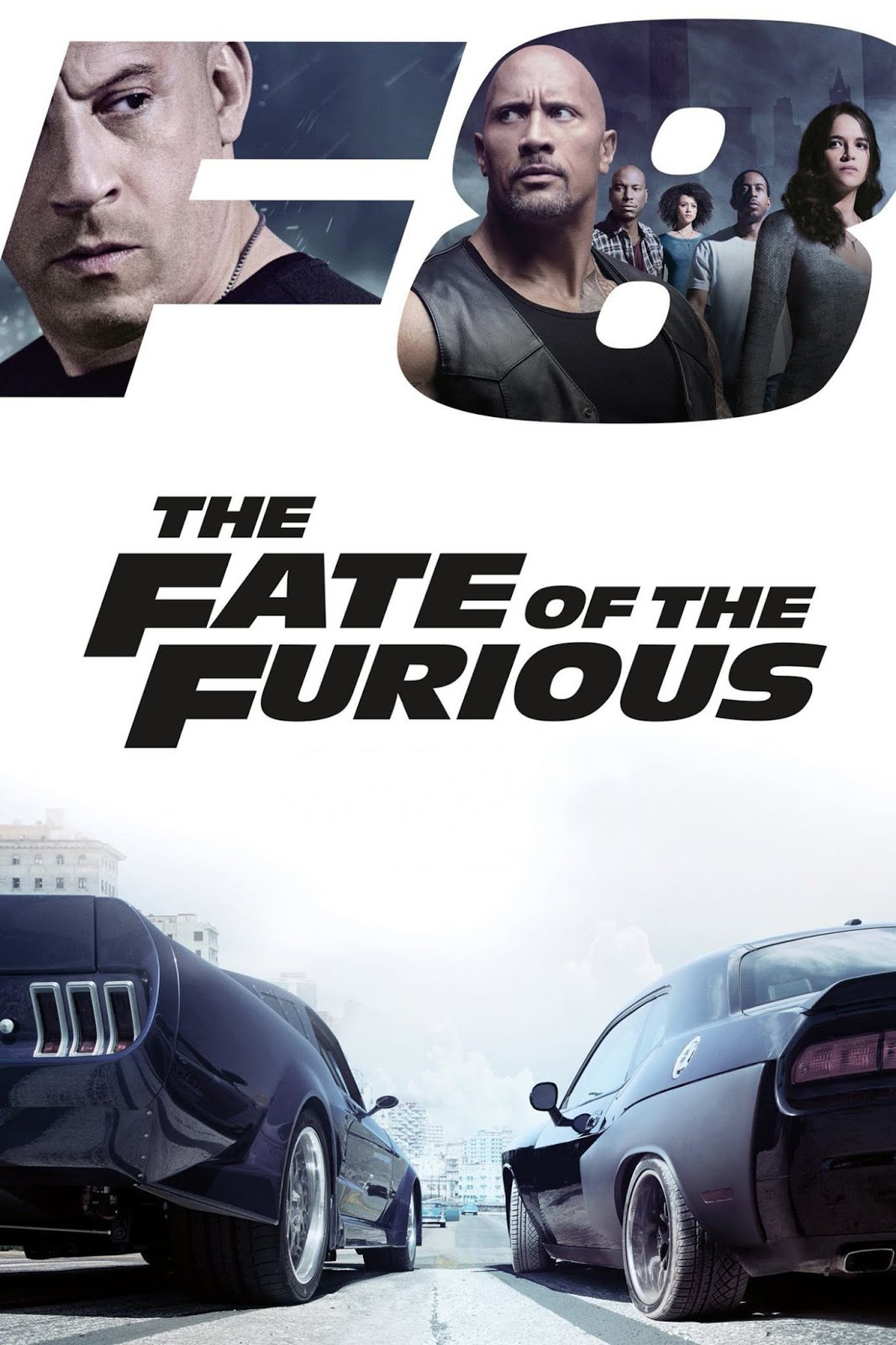 THE FATE OF THE FURIOUS 8 (2017) TAMIL DUBBED HD