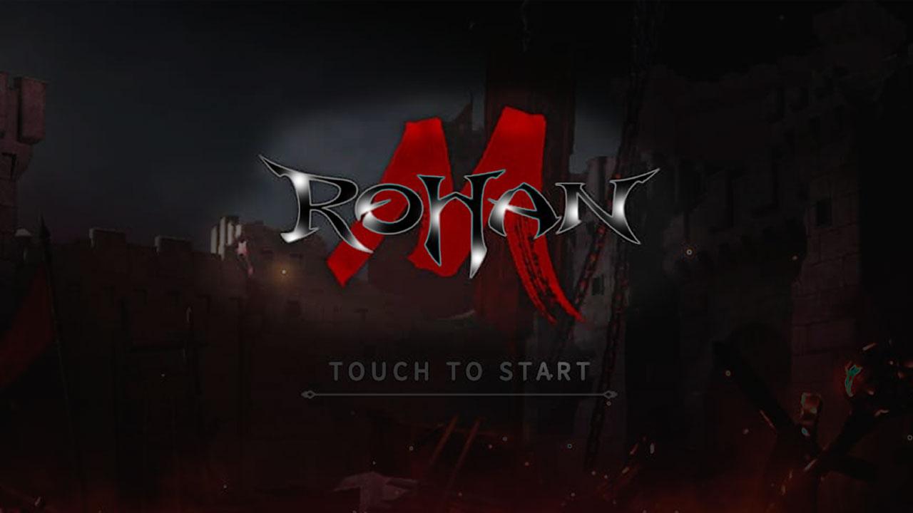 Rohan Mobile (ROHAN M) Pengganti Rohan Online Versi PC Sudah Rilis