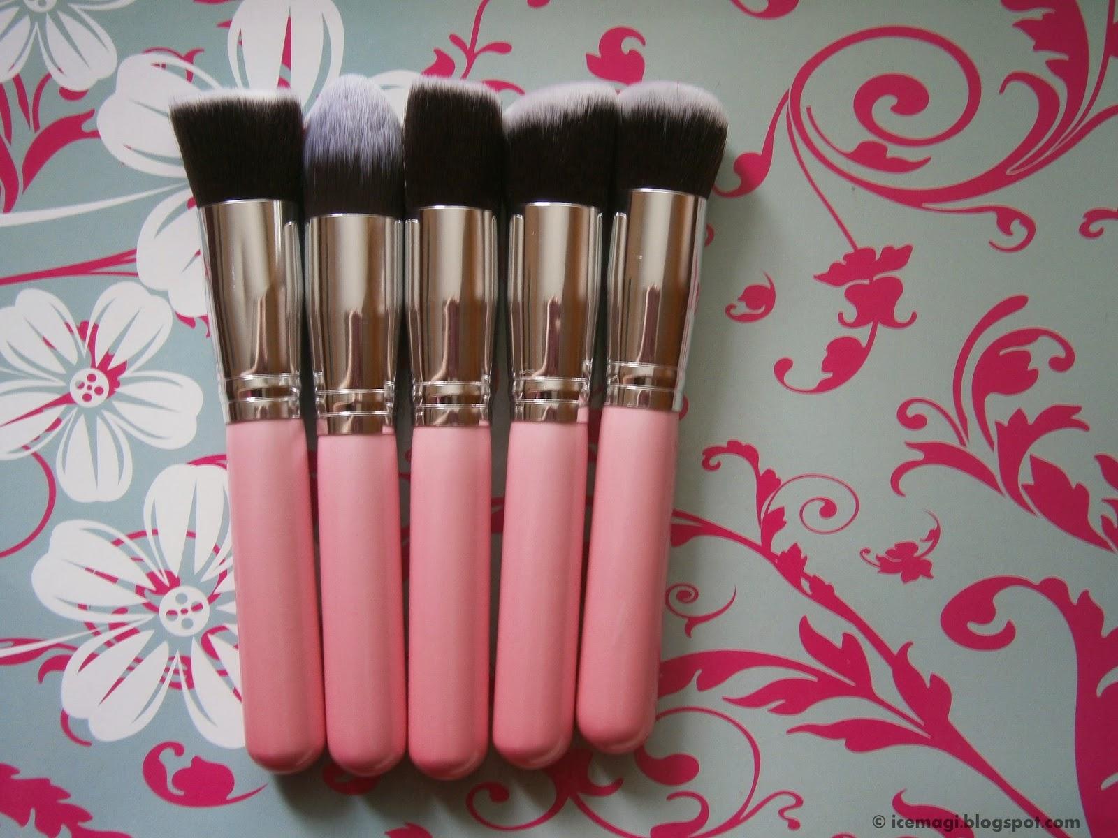 sigma face brushes