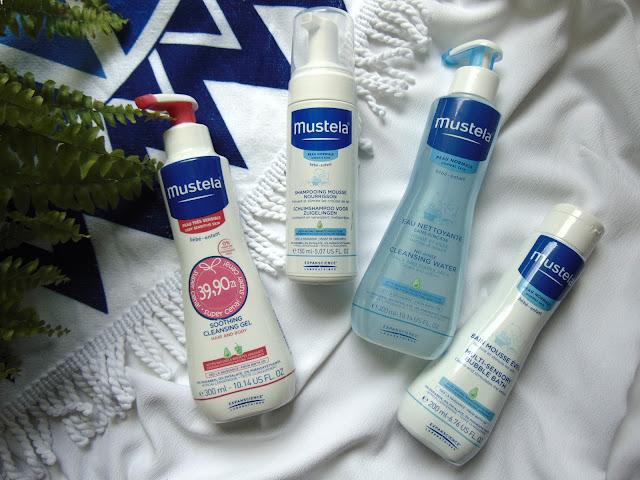 Delikatna pielęgnacja skóry dzieci dzięki kosmetykom Mustela
