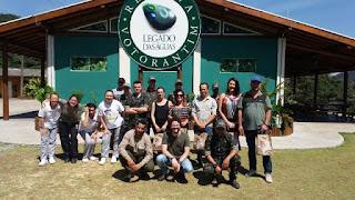 CAPS de Miracatu realiza palestra no Legado das Águas