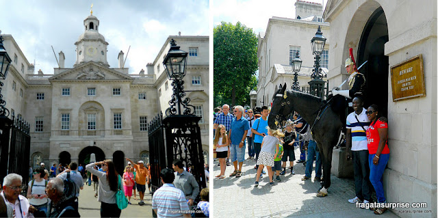 Horse Guards Palace, Londres