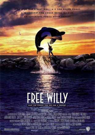 Free Willy 1993 BRRip 720p Dual Audio In Hindi English