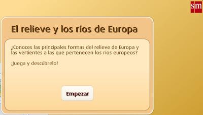 http://www.primaria.librosvivos.net/archivosCMS/3/3/16/usuarios/103294/9/6EP_Cono_cas_ud15_RelieveRiosEuropa/frame_prim.swf